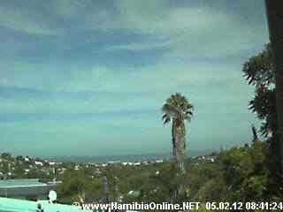 Windhoek Webcam 1